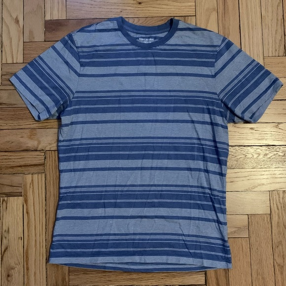 Banana Republic Fitted Crew Neck Tee Shirt